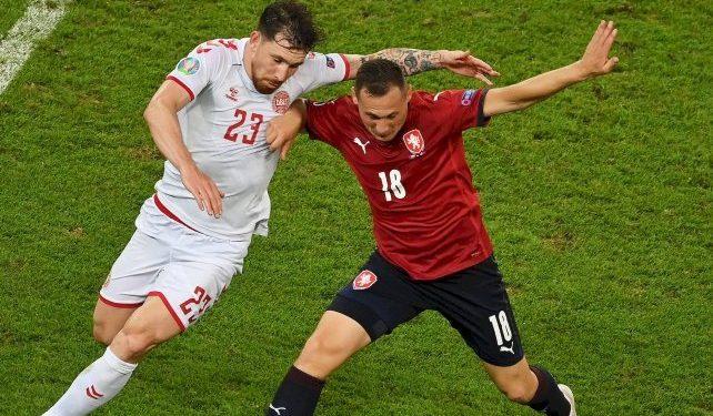 Euro 2020 : le Danemark élimine la République Tchèque et file en demi-finale !